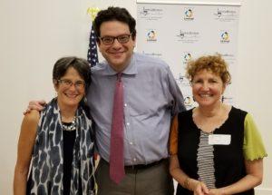 LimmudBoston co-sponsored a conversation with Rabbis Shai Held & Sharon Cohen Anisfeld at Hebrew College