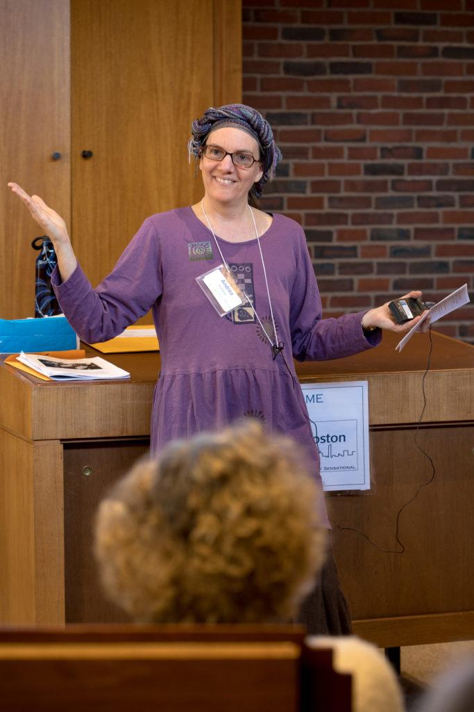 17 Storyteller Andrea Kamens