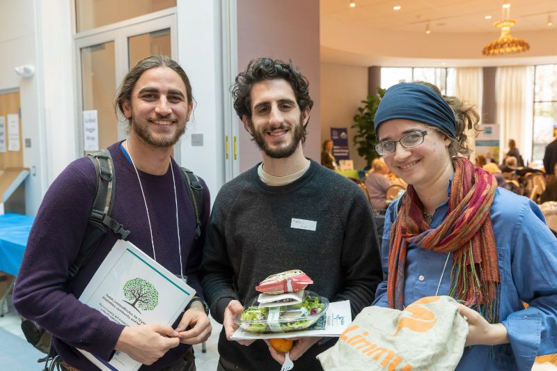2019 LimmudFest Gallery Lunch