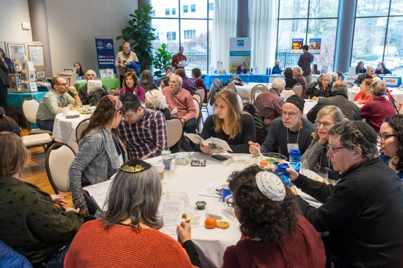2019 LimmudFest Lunch