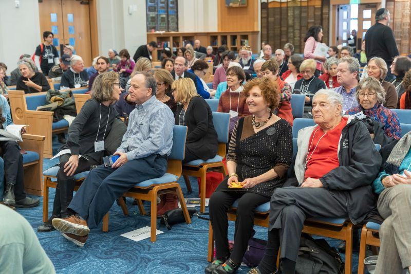 2019 LimmudFest Photos: Honoring Steffi