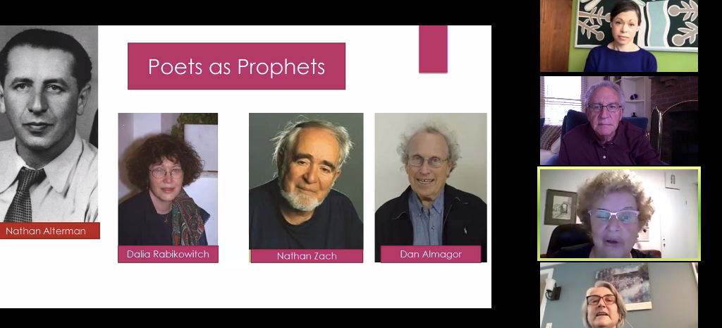 Poets as Prophets