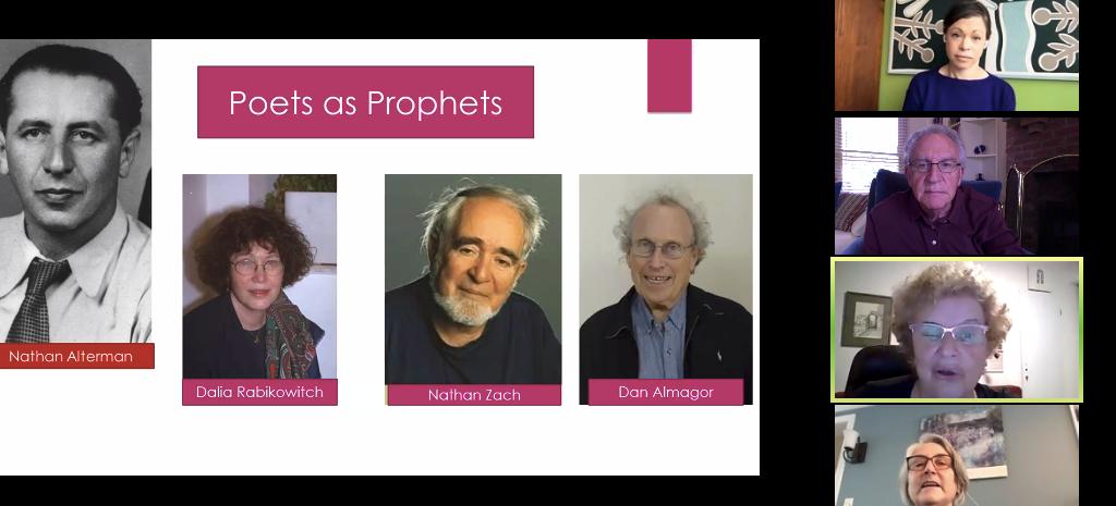 Poets as Prophets