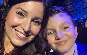 Mimi Lemay and Jacob